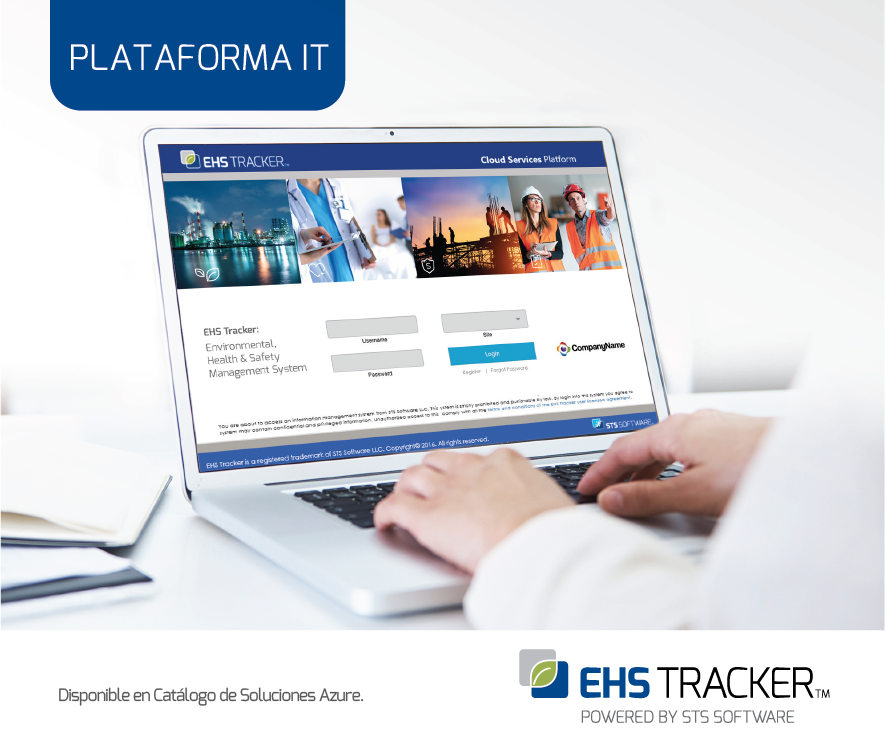 EHS Tracker Now Available Globally On The Microsoft Azure Applications Marketplace