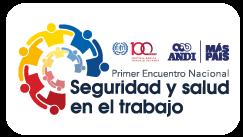EHS Tracker Presente En Primer Encuentro Colombiano De Seguridad En El Trabajo De La #ANDI